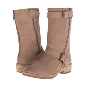 Eileen Fisher mid-calf boots